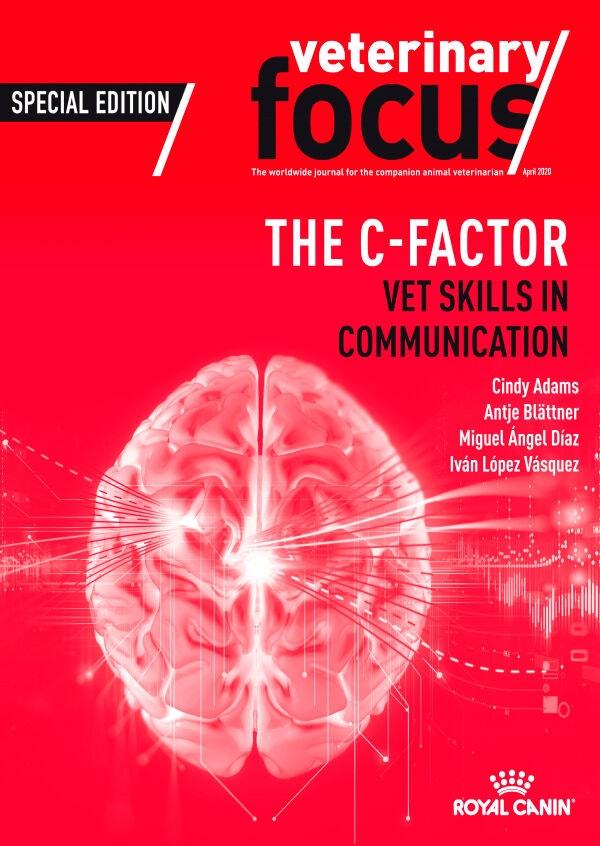 Issue FSE Management The C-Factor: Vet Skills in Communication