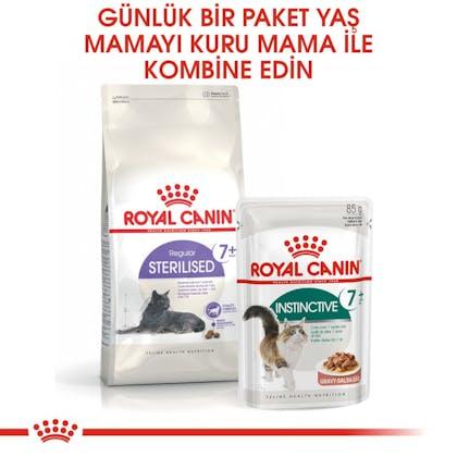 Royal Canin Kedi Sterilised 7 Cat4