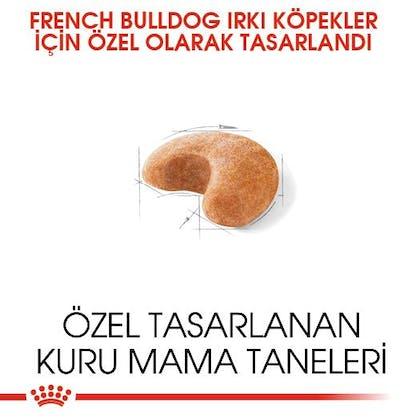 Royal Canin French Bulldog Adult Köpek Maması  2