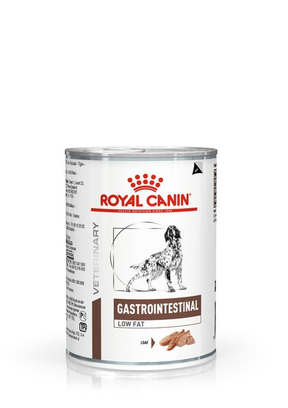 VHN-GASTROINTESTINAL LOW FAT DOG LOAF CAN 400GR-PACKSHOT
