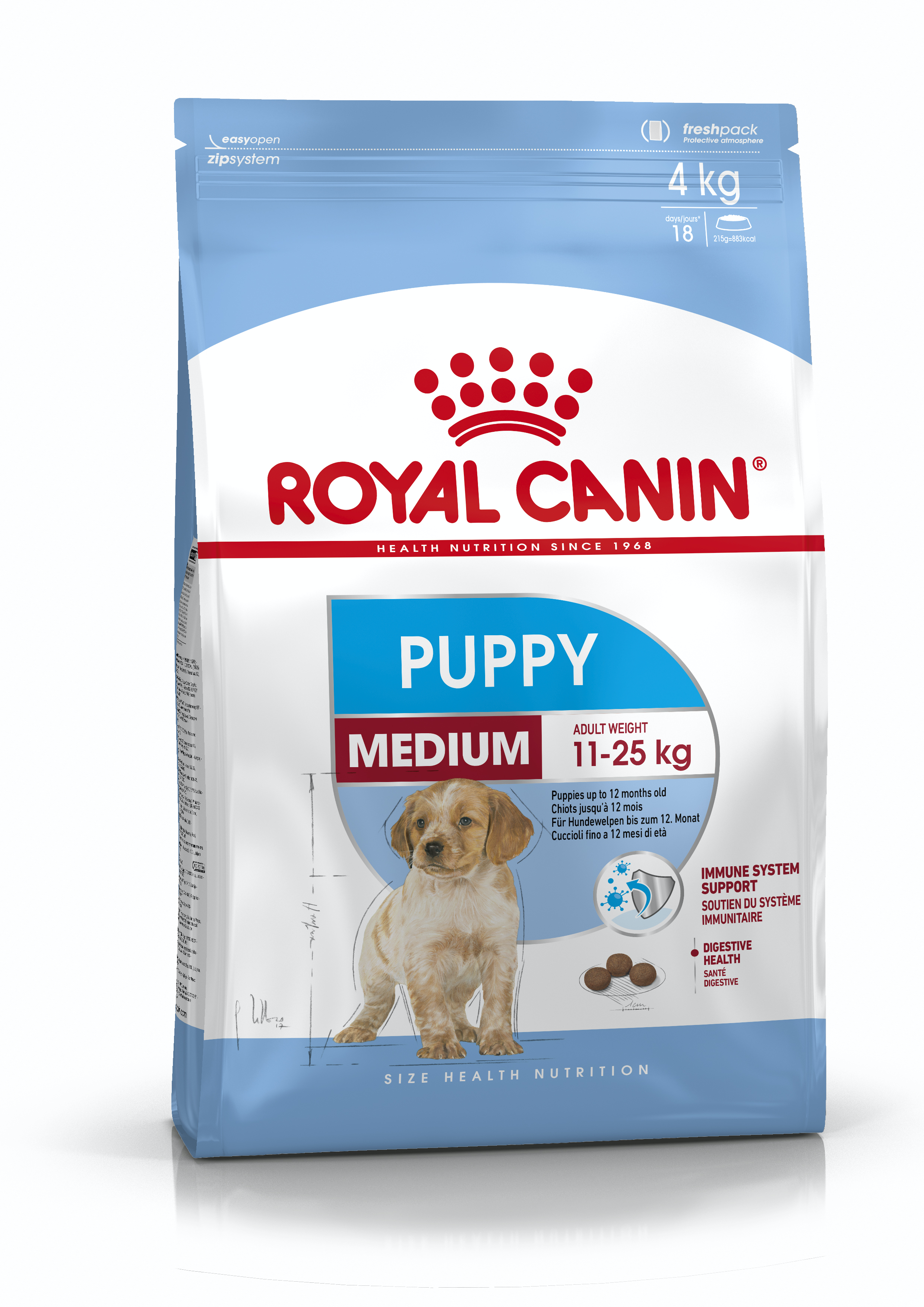 Chiot Golden Retriever Aliment Sec Royal Canin