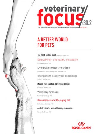 Issue 30.2 A Better World for Pets