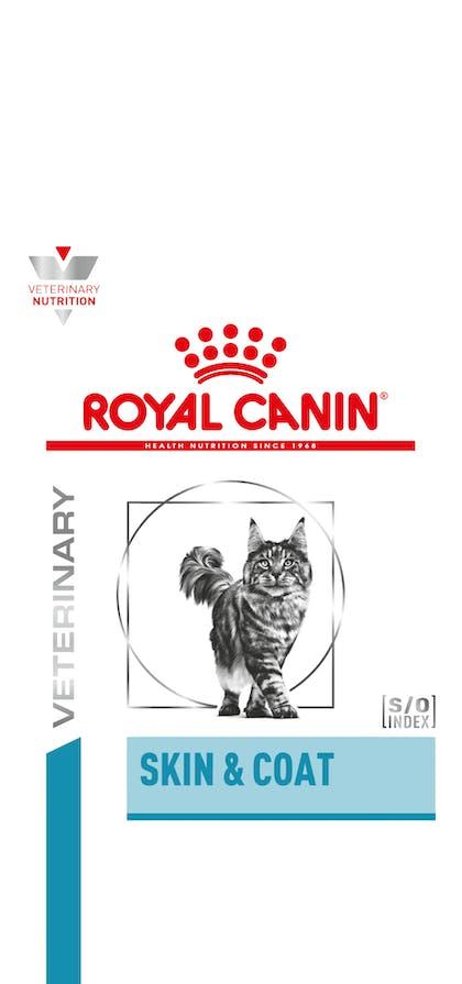 VHN-DERMATOLOGY-SKIN & COAT S/O CAT DRY-FACING