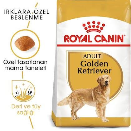 Royal Canin Golden Retriever Adult Köpek Maması 6