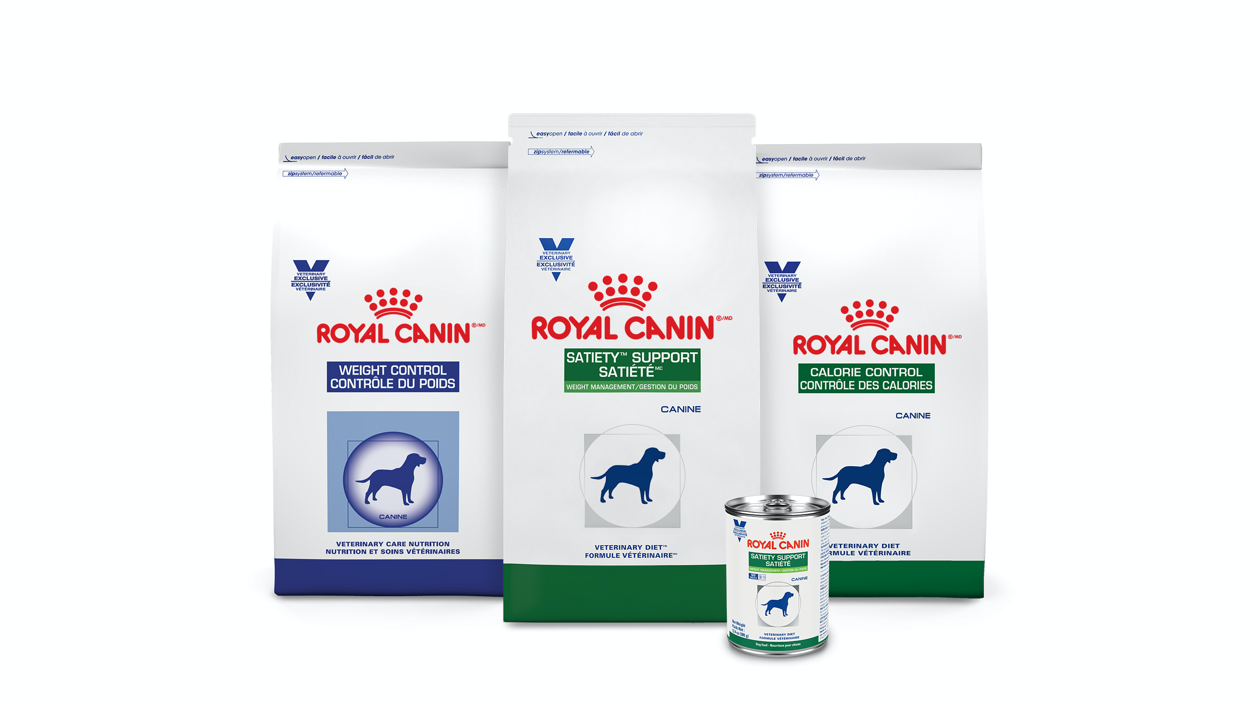 Tailored nutrition - Royal Canin