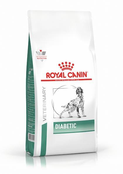 VHN-WEIGHT MANAGEMENT-DIABETIC DOG DRY-PACKSHOT