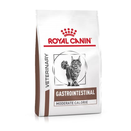 VHN-eRetail Full Kit-Hero-Images-Gastrointestinal Moderate Calorie Cat Dry-B1