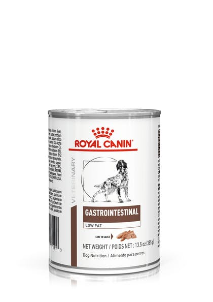 VHN-GASTROINTESTINAL LOW FAT DOG LOAF CAN 385GR-PACKSHOT-B2MEX