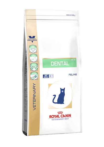 VDiet Feline Packshots + Chart: Updated Graphical Codes - VDC-DENTAL-PACKSHOT