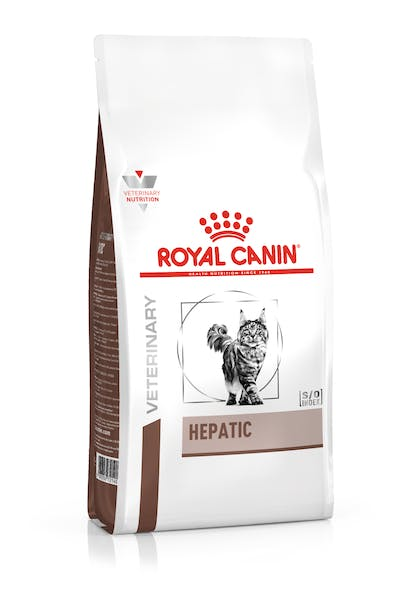 VHN-GASTROINTESTINAL HEPATIC CAT DRY-PACKSHOT