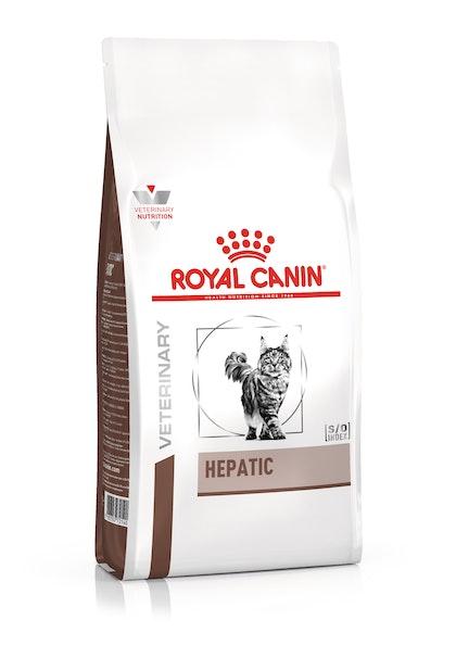 VHN-GASTROINTESTINAL HEPATIC CAT DRY-PACKSHOT