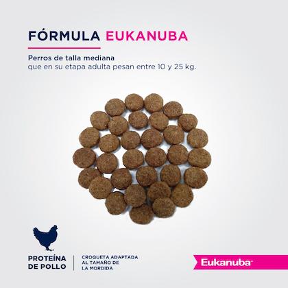 Eukanuba Senior Medium Breed - Senior Talla Mediana