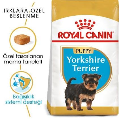 Royal Canin Yorkshire Terrier Puppy Yavru Köpek Maması 7