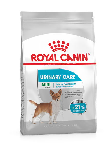 MINI URINARY CCN PACKSHOT