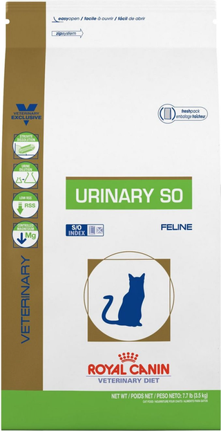 Urinary SO Feline