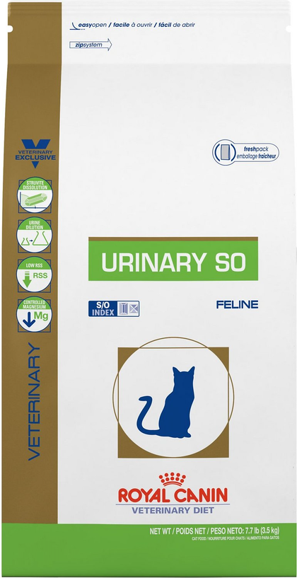 Urinary SO Dry Cat