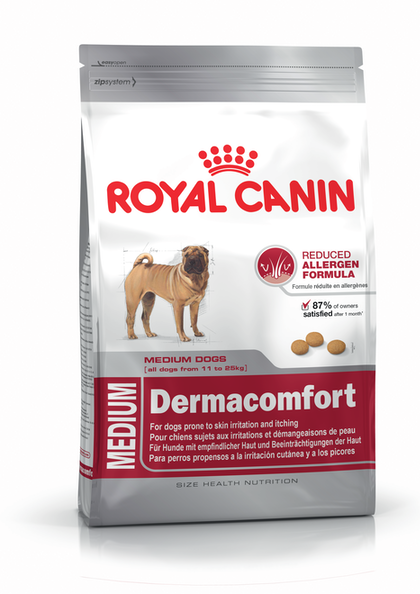 MEDIUM DERMACOMFORT - PACKSHOT - SHN SPECIFIC NEEDS