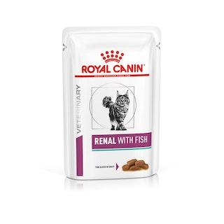 成貓腎臟處方- 濕糧 (魚肉)