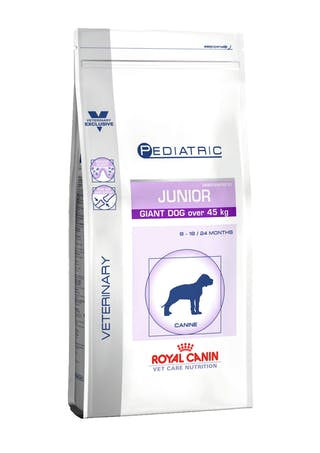Pediatric Junior Giant Dog