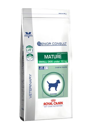 Senior Consult Mature Small Dog Under 10kg