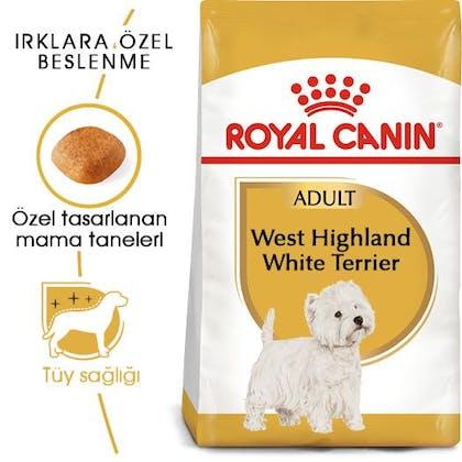 Royal Canin West Highland White Terrier Adult Köpek Maması 6