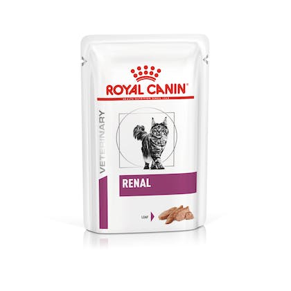 VHN-VITAL SUPPORT-RENAL CAT WET LOAF POUCH 85GR-PACKSHOT