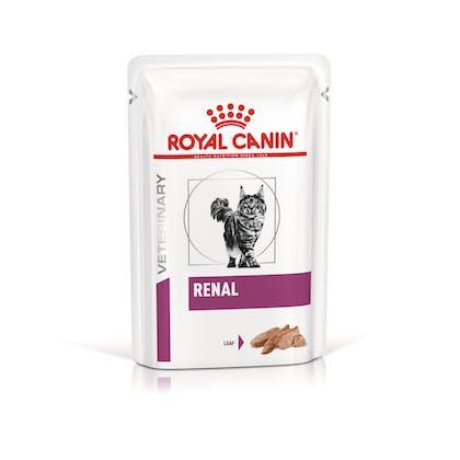 VHN-VITAL SUPPORT-RENAL CAT WET LOAF POUCH 85GR-PACKSHOT