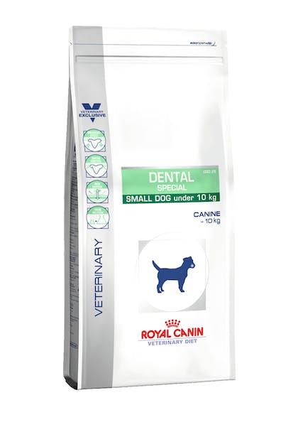 DENTAL Special small dog - Packaging graphical codes - VDD-DENTAL-SD-PACKSHOT