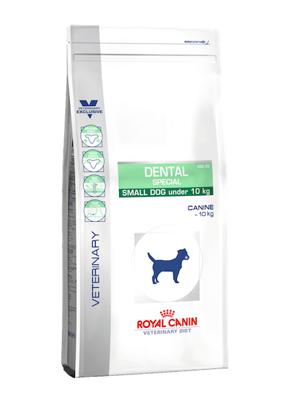 DENTAL Special small dog - Packaging graphical codes - VDD-DENTAL-SD-PACKSHOT