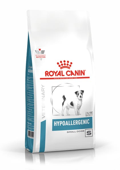 VHN-DERMATOLOGY-HYPOALLERGENIC SMALL DOG DRY-PACKSHOT-B1