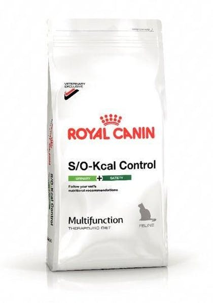 Multifunction Therapeutic Diet S/O Kcal Control Feline-Packshots