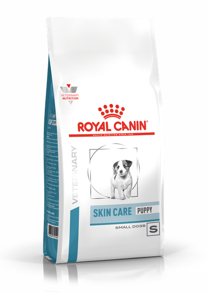 VHN-DERMATOLOGY-SKIN CARE PUPPY SMALL DOG DRY-PACKSHOT-B1