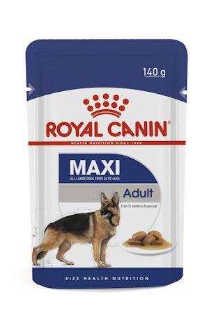 Maxi Adult Alimento Úmido