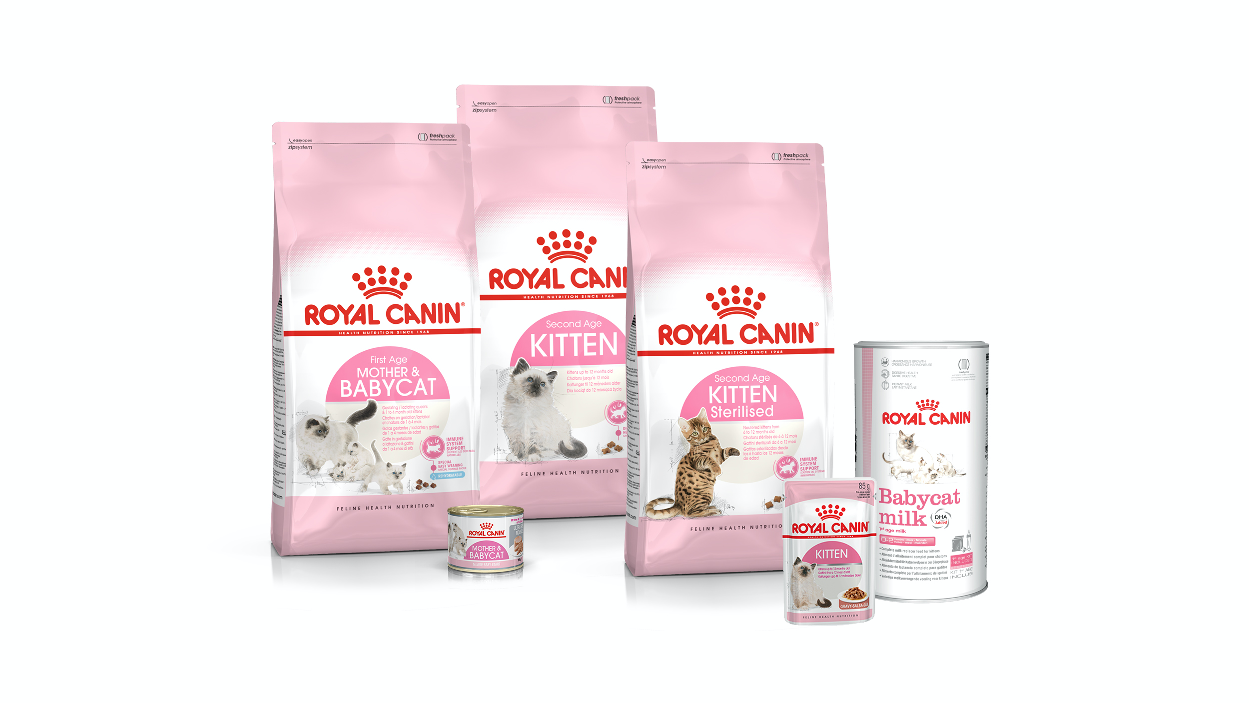 Tailored Nutrition Royal Canin