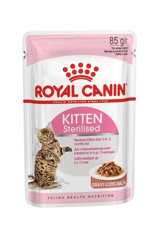 Kitten Sterilised Gravy