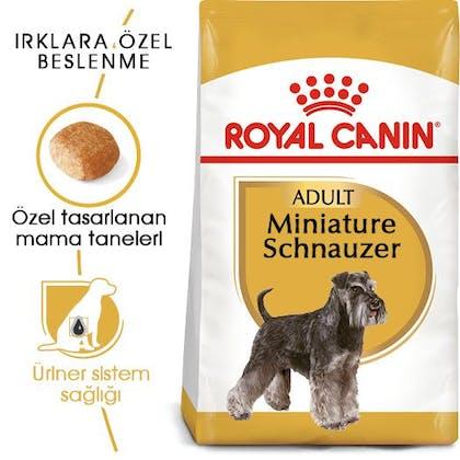 Royal Canin Miniature Schnauzer Adult Köpek Maması 6