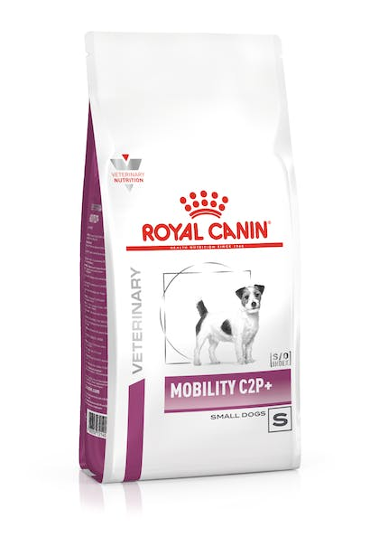 VHN-VITAL SUPPORT-MOBILITY C2P+ SMALL DOG DRY-PACKSHOT