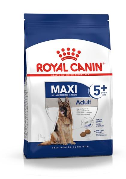 τροφή για ώριμους ενήλικους σκύλους μεγαλόσωμης φυλής (απο 26 μέχρι 44 kg) άνω των 5 ετών