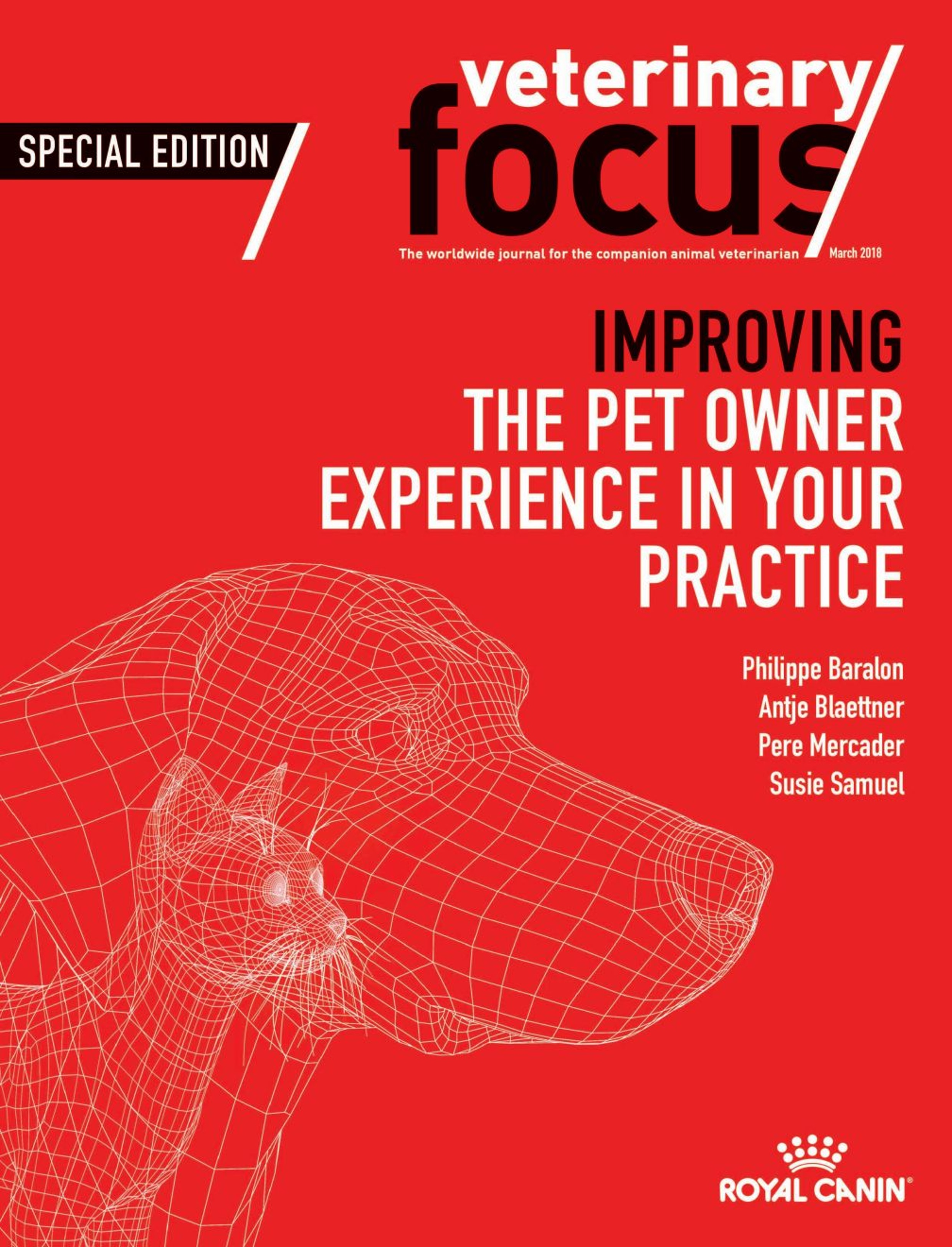 Improving the pet owner experience in your practice