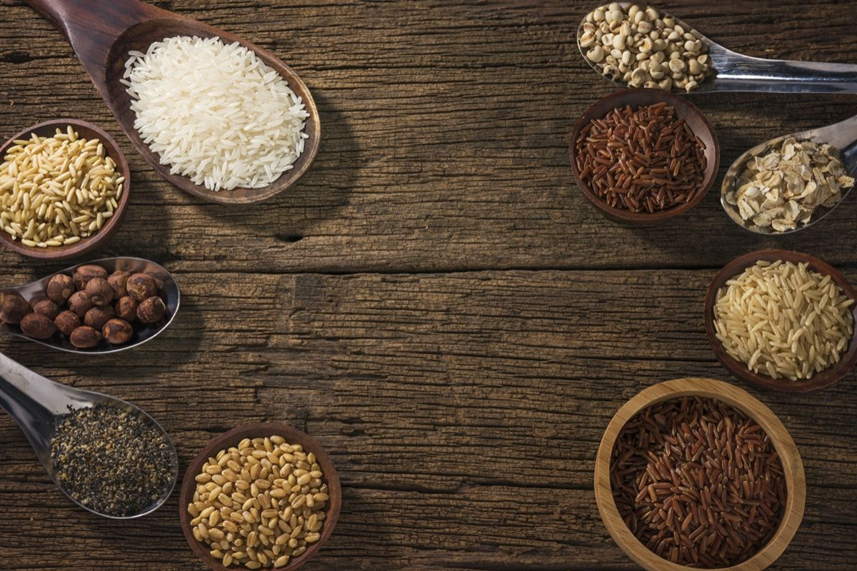 """The word """"grain"""" is a general term that encompasses a large number of different cereals, minor cereals (grasses), or pseudocereals (non-grasses)."""