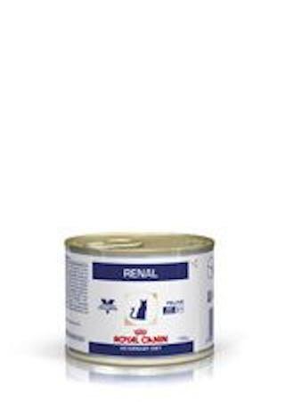 Renal Feline Loaf In Can