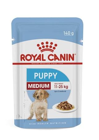 Medium Puppy Alimento Úmido