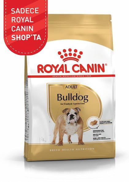 Royal Canin Köpek Maması Bulldog Adult