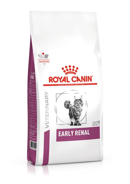 VHN-VITAL SUPPORT-EARLY RENAL CAT DRY-PACKSHOT
