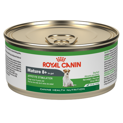 Mature 8+ in Gel Canned Dog Food