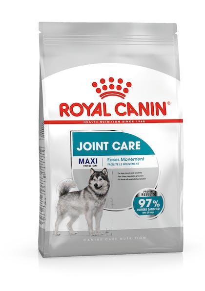 Τροφή για ενήλικες και ώριμους σκύλους μεγαλόσωμων φυλών (από 26 έως 44 κιλά) άνω των 10 μηνών με ευαισθησία στις αρθρώσεις