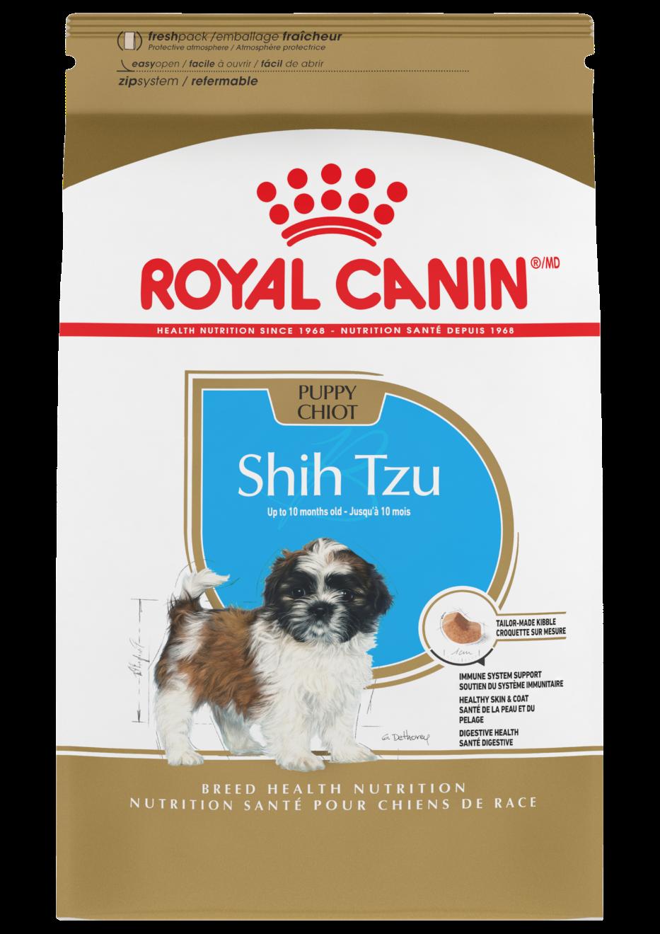 Shih Tzu Cachorro Seco Royal Canin