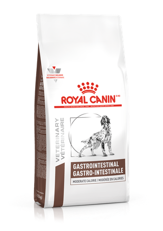 גסטרו אינטסטינאל מופחת קלוריות לכלב