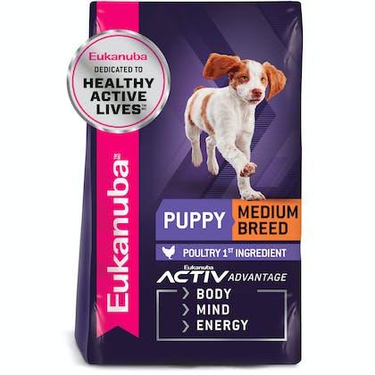 Eukanuba™ Puppy Medium Breed Dry Dog Food