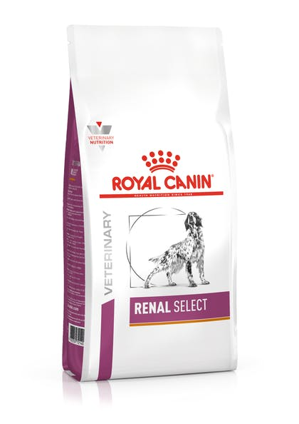 VHN-VITAL SUPPORT-RENAL SELECT DOG DRY-PACKSHOT